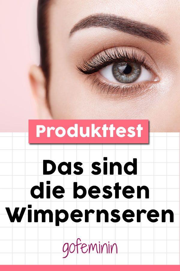 Eyelash Serum Test 2019: Die Pflege für schöne Wimpern – Die besten Beauty-Produkte