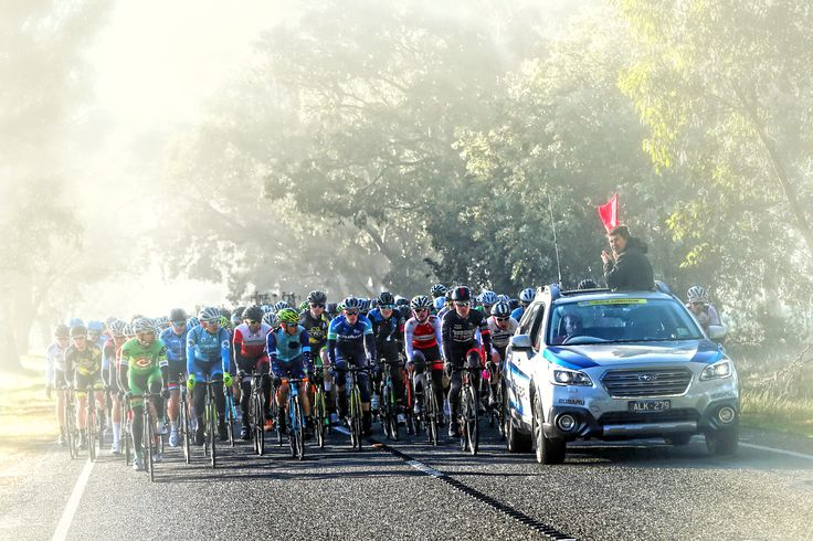 Australian National Road Series - King Valley Bicycle Bike Tour -Credit: Con Chronis