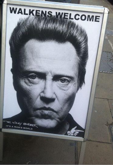 Saw this at a Milwaukee hair salon.  Still cracks me up.