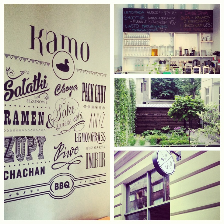 Kamo Japanese Restaurant Bar & Grill in Cracow