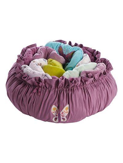 tapis d39eveil bebe fleur theme graphic flor violet With tapis chambre bébé avec arche fleurs grimpantes