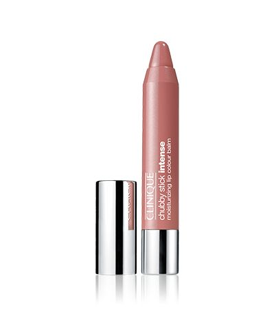 Chubby Stick Intense Moisturizing Lip Colour Balm - Curviest Caramel