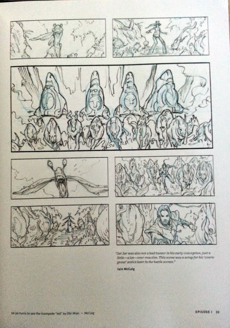 Storyboards Inc. | Art