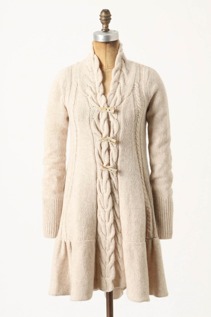 17 Best images about SWEATER COATS on Pinterest | Moonflower ...