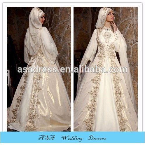 Nombre robe pour mariage musulman