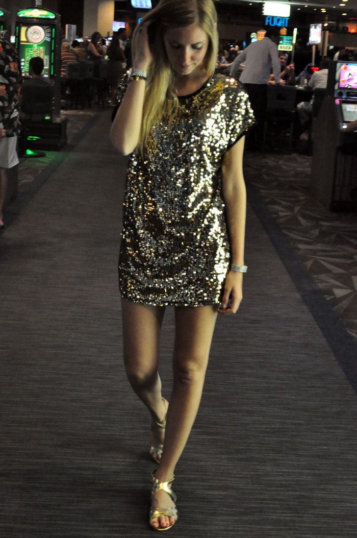 I Kind Of Want A Vegas Dress Like This But Sequin Dresses Always Scratch Me