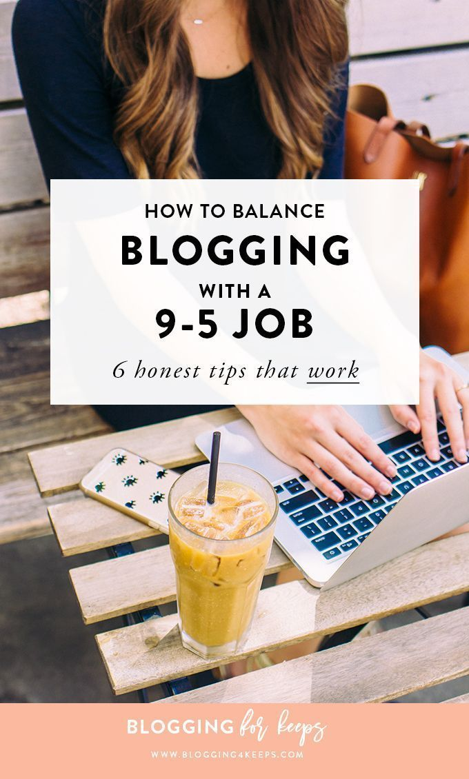 how-to-blog-with-a-9-to-5-job