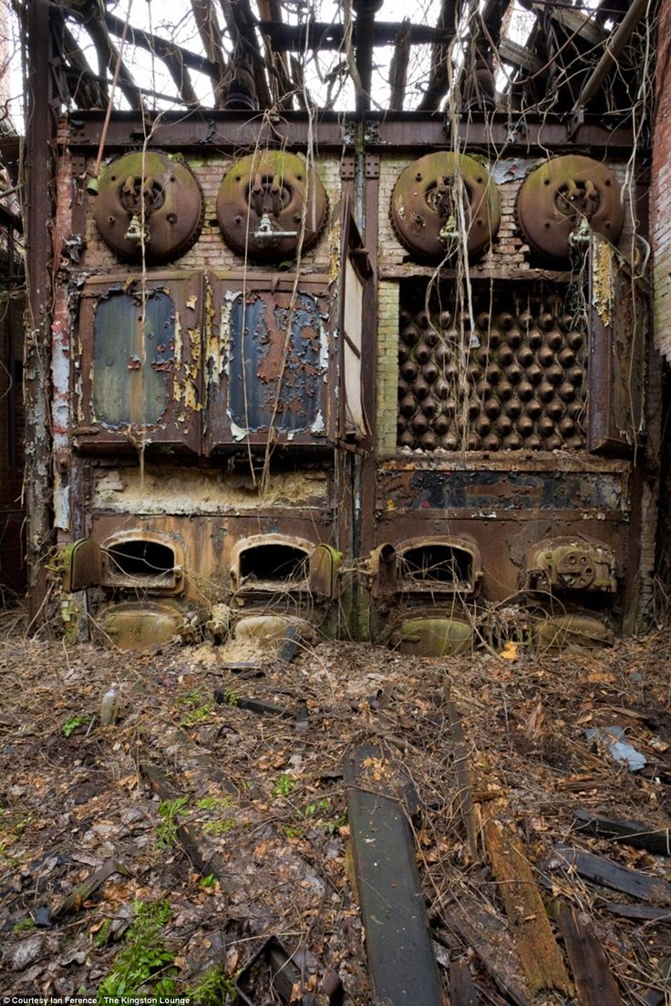20 best Forgotten in Decay images on Pinterest | Abandoned places ...