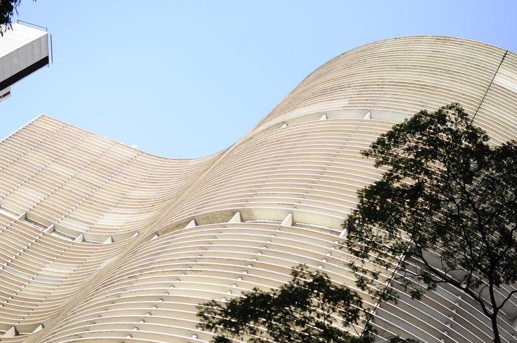 Copan Building - São Paulo - Brazil.