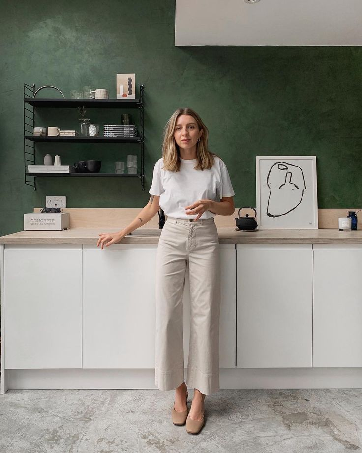 T-shirt @sunspelclothing Trousers Everlane (gifted…