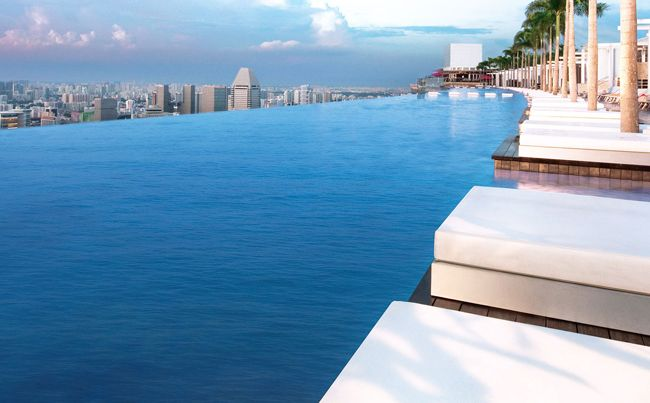 1000 id es sur le th me marina bay sands sur pinterest for Hotel singapour piscine