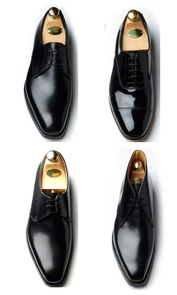Crockett and Jones shoes made in Northampton, England, since 1879....x