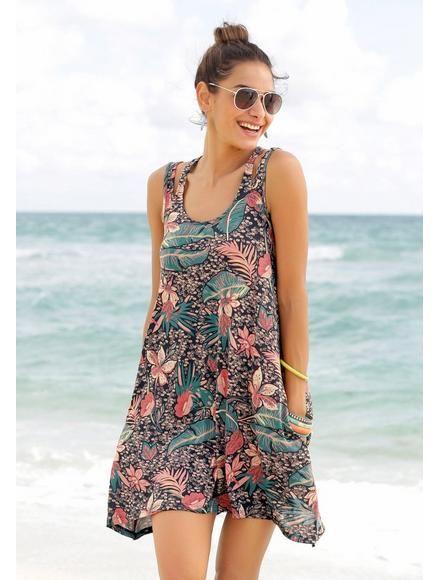 1db0e6c3b927a s.Oliver RED LABEL Beachwear Strandkleid in 2019 | Strand | Dresses ...