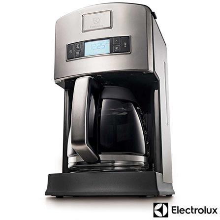 Imagem para Cafeteira Electrolux Pro em Aço Escovado para Café em Pó a partir de Fast Shop