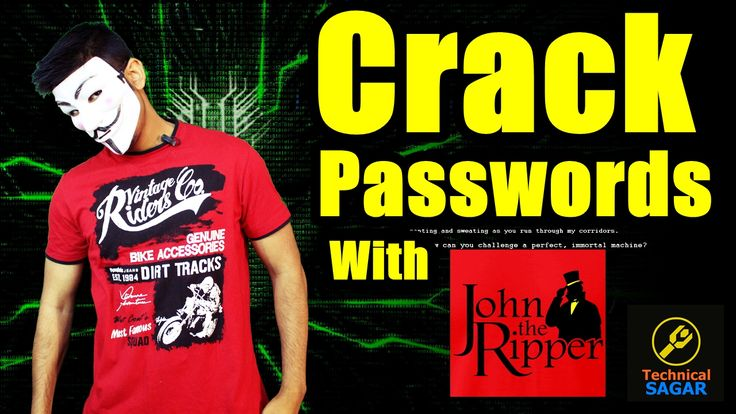 1 मनट म पसवरड करक | Cracking MD5 Passwords with John The Ripper | With Practical Disclaimer: In this video i am not hacking/stealing/damaging anyone's property this video is strictly for educational purpose. Hacking someone's account or password without taking legal permission is a crime and i do not support such activities. इस चलचतर म कस भ मनषय / मशन / वबसइट क हक अथव नकसन नह पहचय गय ह | कस क वबसइट अथव पसवरड क बन क़नन आजञ क हक करन अपरध ह और म ऐस करय क परतसहन नह करत | इस वडय क उददशय ह क आप…