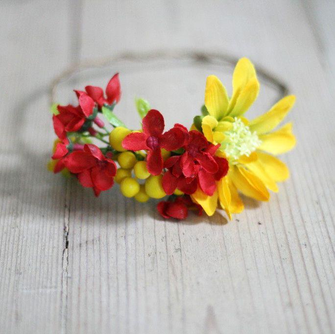 Newborn wreath, newborn floral wreath, photo props, newborn photo props, spirng flowers, floral crown