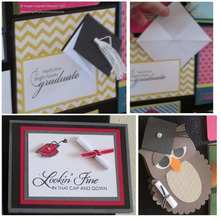 Graduation card ideas