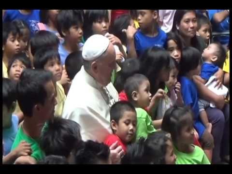 Conmovedor encuentro del Papa Francisco con los niños sin hogar en Filipinas https://www.aciprensa.com/noticias/el-conmovedor-encuentro-del-papa-francisco-en-filipinas-con-los-ninos-sin-hogar-30782/