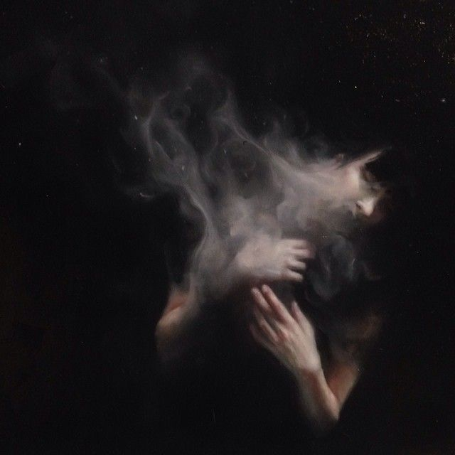 Henrik Uldalen @henrikaau | Websta  This image is very powerful as it reflects upon death and the smoke like effect looks almost as though the soul is leaving the body. It mirrors the mind drifting into unconsciousness and away from reality.