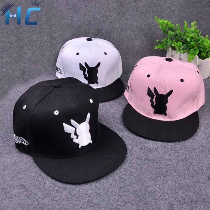 >> Click to Buy << The Famous Japanese Cartoon Pokemon Snapback Caps Pikachu Hat For Men Women Fashion Hip Hop Cap Gorras Bone Casquette #Affiliate