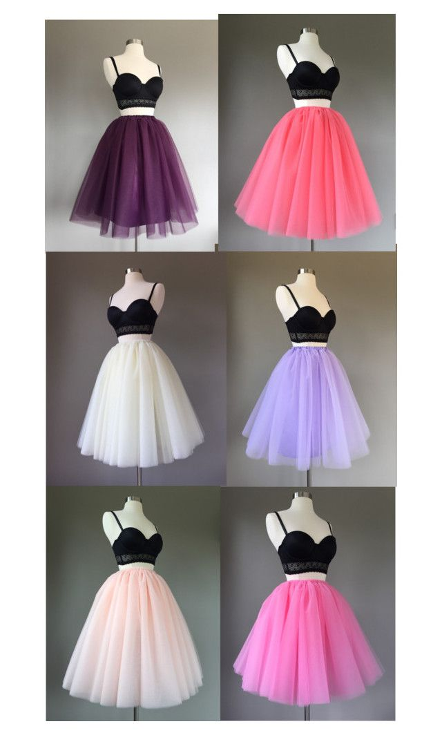 """Tutu Mania"" by addietay ❤ liked on Polyvore"