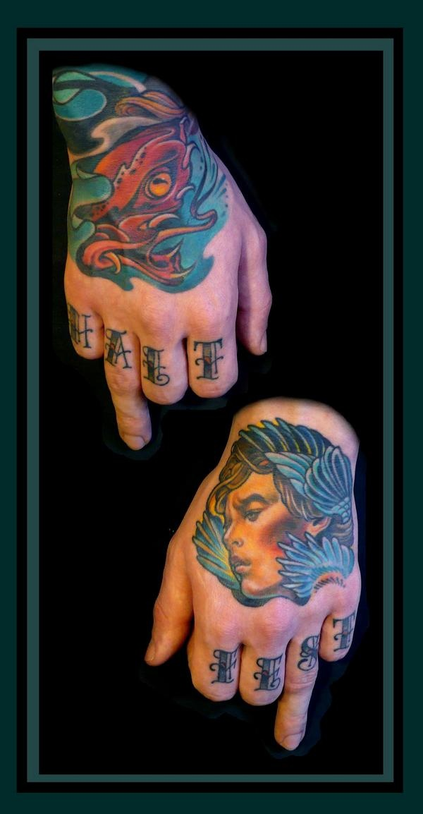 59 best tattoos by lars uwe images on pinterest neo for Tattoos of lips on the body