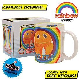 "Official Zippy from Rainbow ""Zip It!"" Mug"