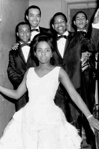 Gladys Knight & the Pips was singing me through the drama!