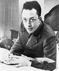 """Albert Camus fue un novelista nacido un 7 de Noviembre de 1913 en Francia. En sus obras más significativas se encuentra """"Calígula"""", Muere el 4 de Enero de 1960 en Francia."""
