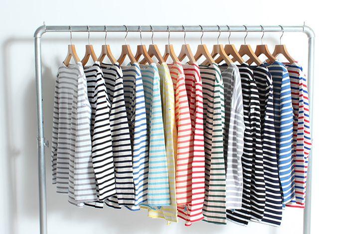 ORCIVAL(オーシバル) 1939年フランス・リヨンにて誕生したマリンTシャツのブランド。1950~60年代にはフランス海軍でオーシバルのマリンTシャツが制服として採用されていたようです。
