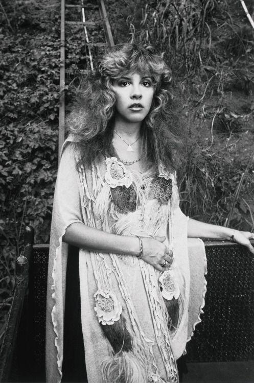 Stevie Nicks, Laurel Canyon 1981, by Neal Preston