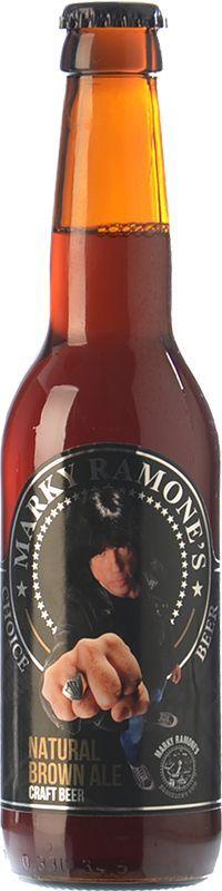 Marky Ramone Beer, Rock Beer - 17 Cool Beers for Music Lovers