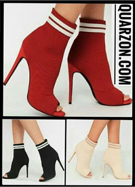 Botas stiletto son uno de los calzados de mujer más elegantes y exclusivos. Simboliza mucho más que moda: es sinónimo de fuerza, poder y sensualidad. Un auténtico icono, el que mejor representa la feminidad en cada pisada y el que mejor estiliza nuestra figura.👀 Visita nuestra web 💕 quarzon.com 💕 tienda online de moda femenina. #botas #zapatos #shopping #tiendaonline #woman #dress #ropa #girl #woman #top #lenceria #bags #complementos #like4like #love #happy #mujeres