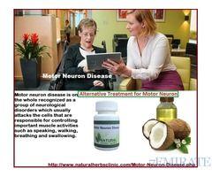 Treatment of Motor Neuron Disease - Natural Herbs Clinic