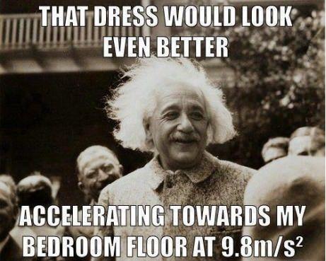 Genius' know best...