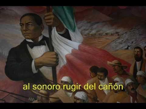 Himno Nacional Mexicano [oficial] - YouTube
