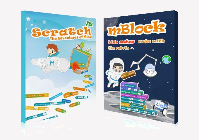 Makeblock - mBot - STEM Educational Robot Kit for Kids, $74.99 (http://www.makeblock.cc/mbot/)