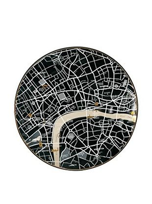18 best seletti images on pinterest dishes dinner plates and seletti porcelain map plate london gumiabroncs Gallery