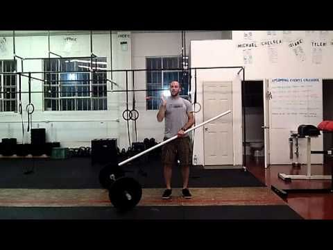 Paradiso CrossFit! Power Clean