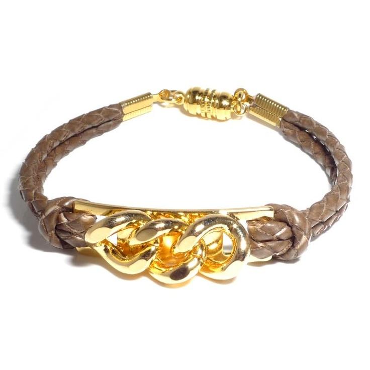 Vita Fede Veronica Leather Bracelet