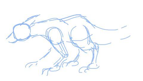 ドラゴンの描き方 - 龍の巣