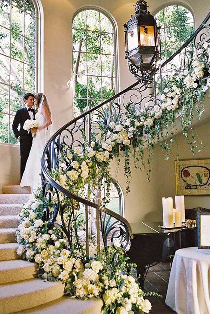 492 best images about wedding floral arrangements on pinterest - Flower wedding decoration ...