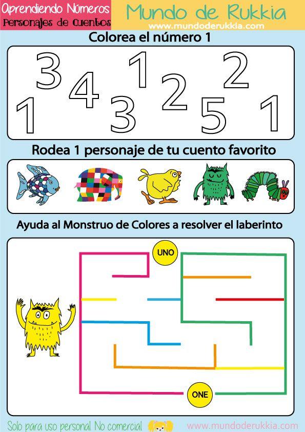 601 best El Monstruo de Colores. Actividades / The Color Monster ...