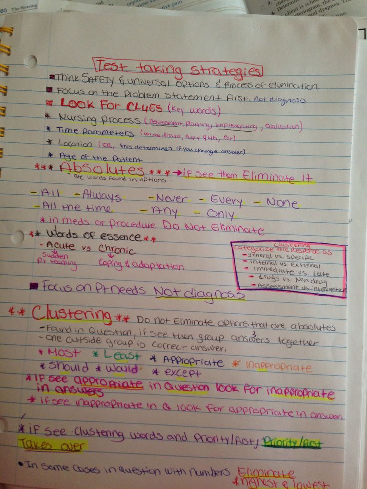 How to study pharmacology effectively