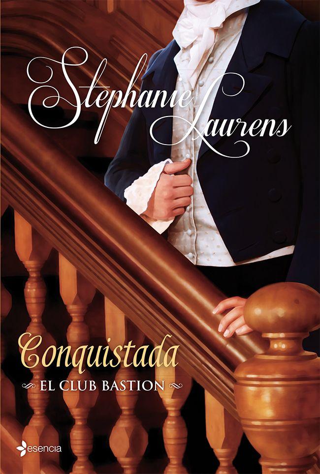 P R O M E S A S D E A M O R: Reseña - Conquistada, Stephanie Laurens