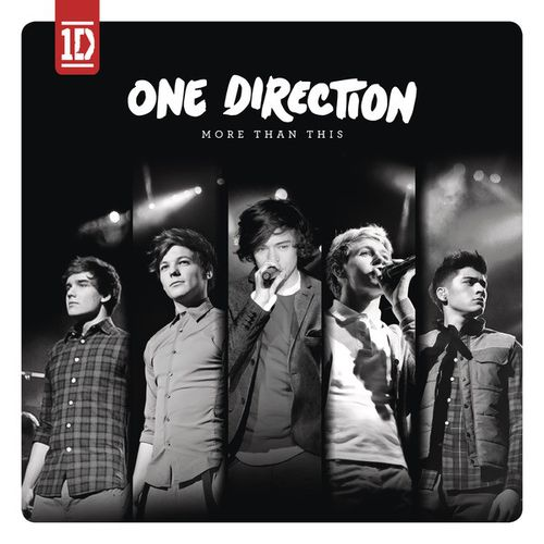 One Direction: More than this (CD Single) - 2011.