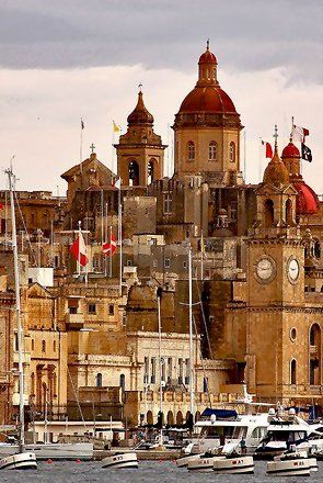 The City of Vittoriosa, Malta (by Johanna Mifsud photography on Flickr)