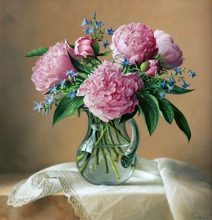 фото картин с цветами