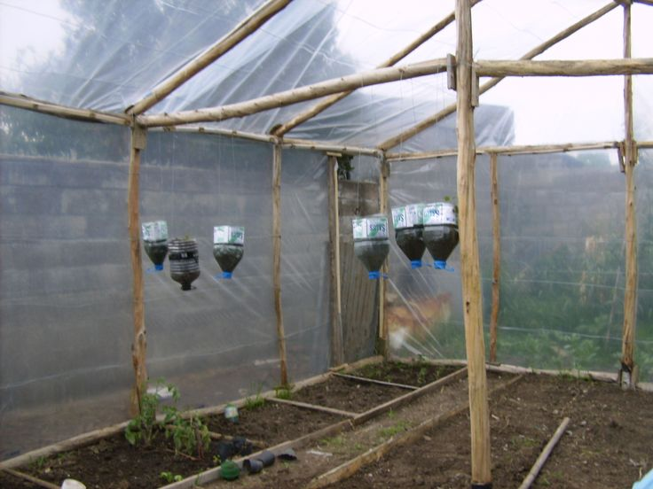 Construir un invernadero de madera buscar con google for Invernadero en casa