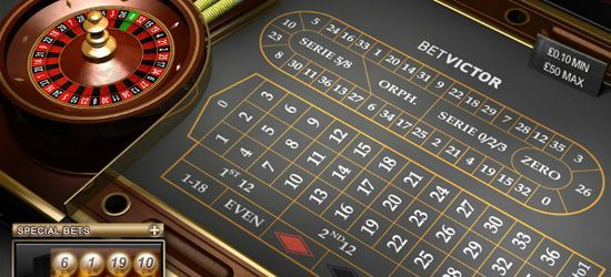There are certain games in the world of #Gambling that carry the same charm and effervescence even on the online platforms. The beautifully designed Roulette table and graphically rich Poker games are evergreen plays. Here we present #Betvictor Casino's chic and glamorous table games which are sure to entice all table game lovers.